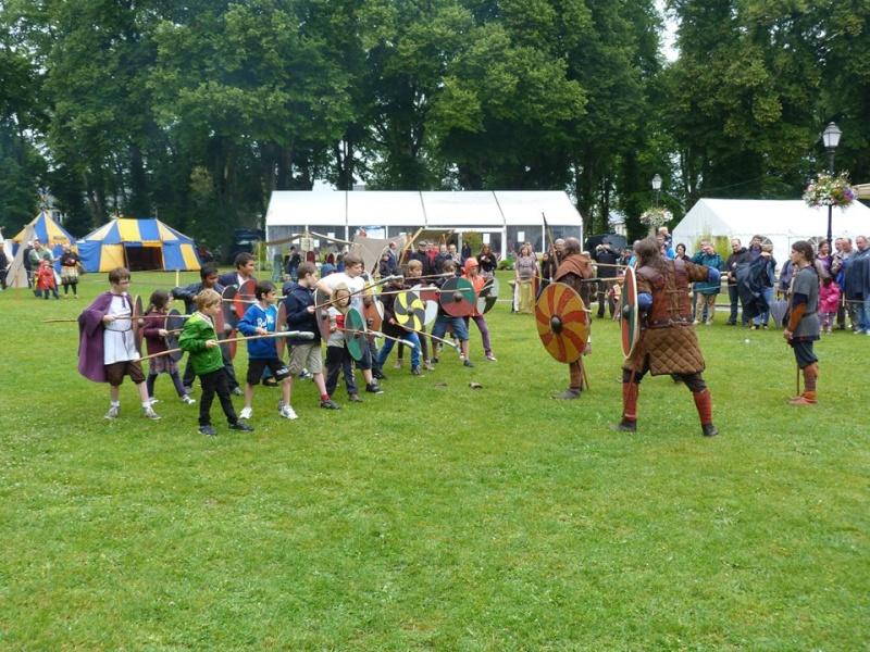 5 & 6 juillet, Médiévales de Bayeux 10801610