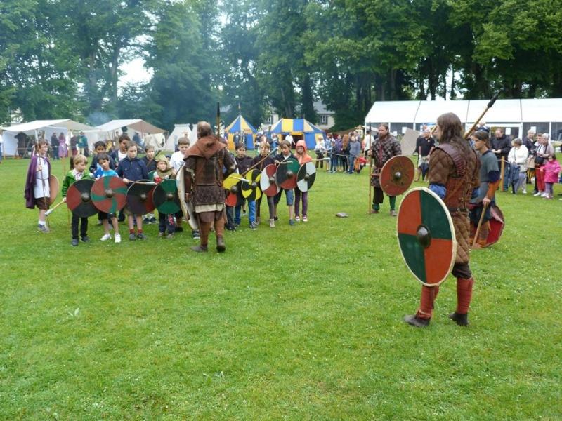 5 & 6 juillet, Médiévales de Bayeux 16137610