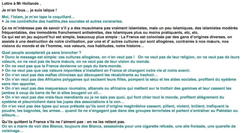 Coup de gueule de Michel Sardou. Clichy10