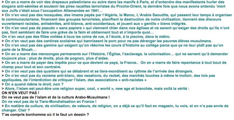 Coup de gueule de Michel Sardou. Clichy11