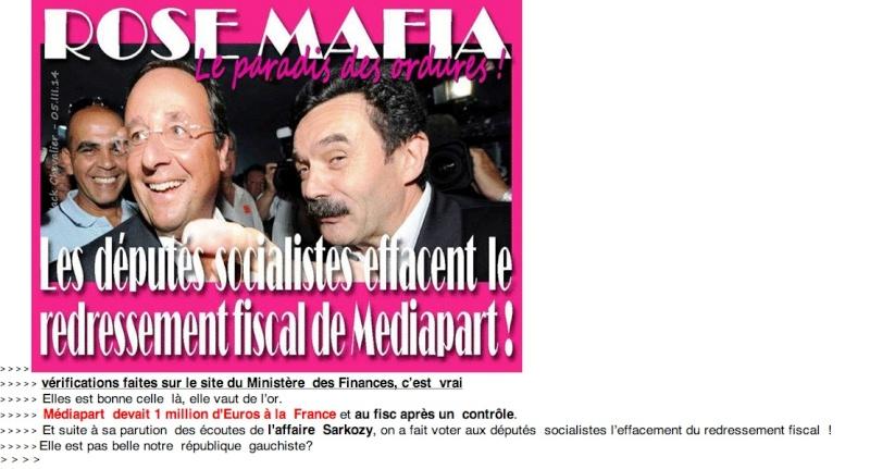 Rose Mafia. Clichy23