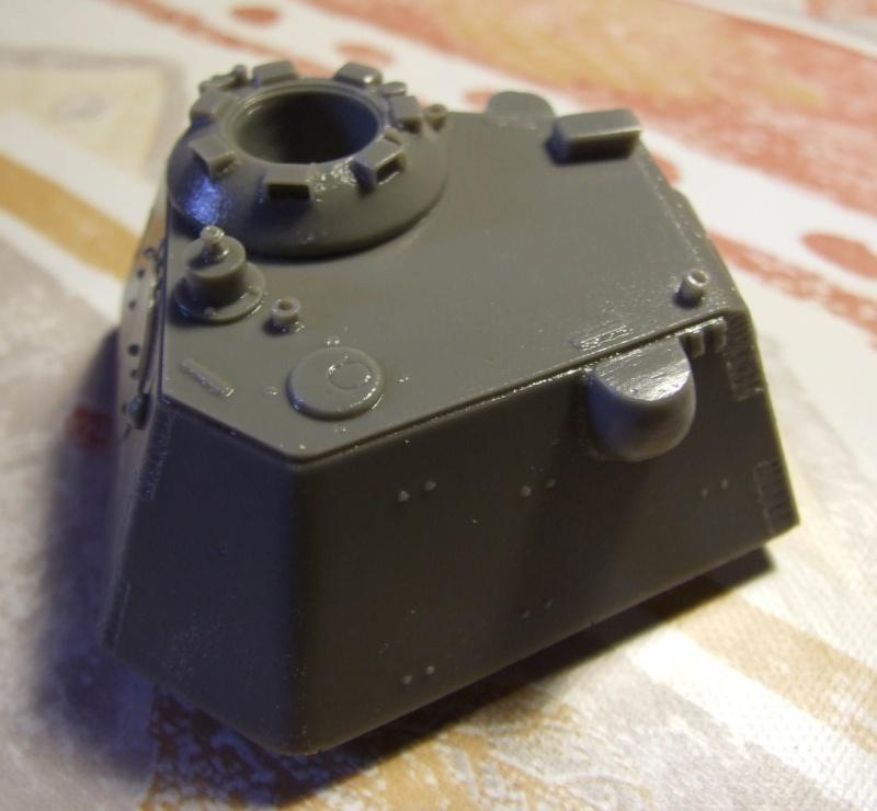 Tourelle schmalturm sur Panzer IV Dscf5012