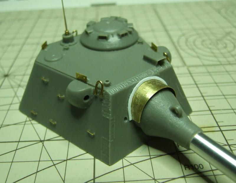 Tourelle schmalturm sur Panzer IV Dscf5020