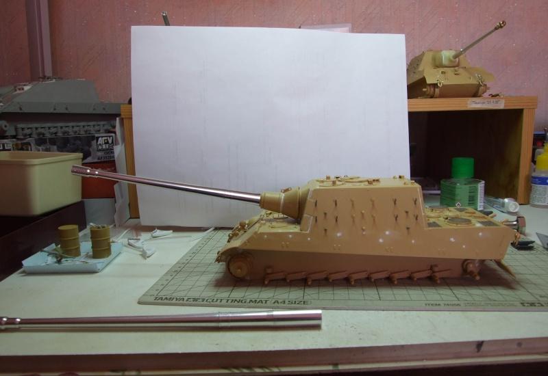 Projet Jagdtiger (N°5) 1/35 Uchronie Dscf5423