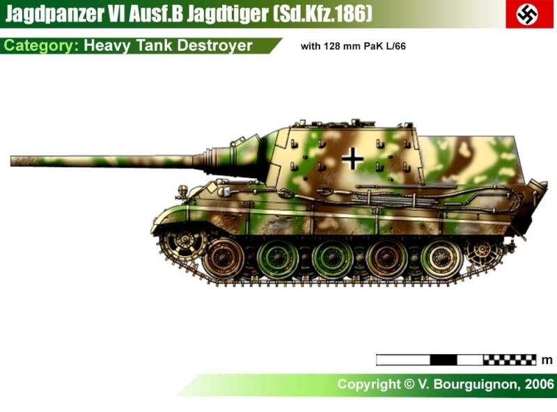 Projet Jagdtiger (N°5) 1/35 Uchronie P110