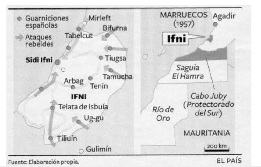 Guerre d'Ifni  10550910