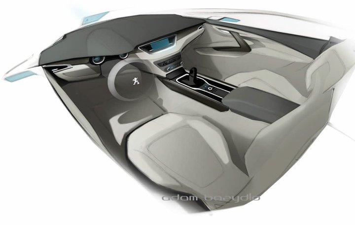 [Présentation] Le design par Peugeot - Page 6 16478010