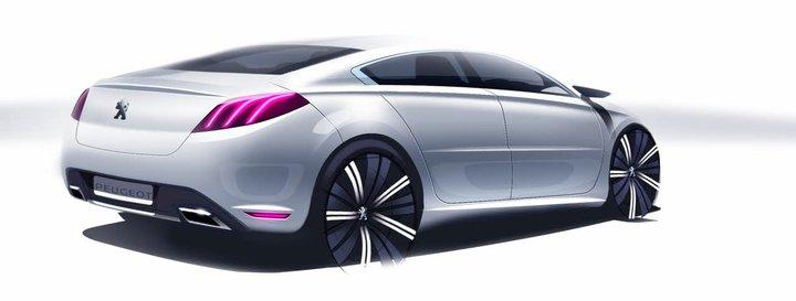 [Présentation] Le design par Peugeot - Page 6 16864210