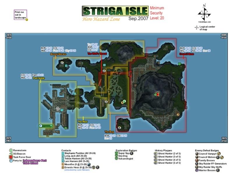 STRIGA ISLE (Isla Estrige) Striga10