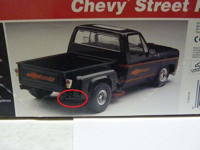 Chevrolet C 10 Pickup [Terminé] Photo510