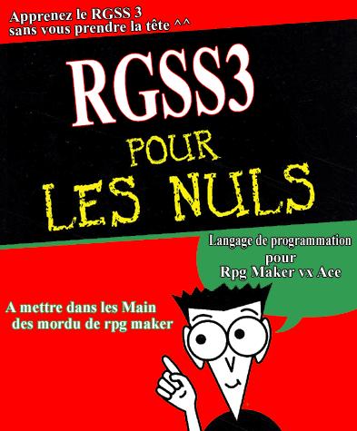 RGSS3 pour les nul (Chapitre 1: Fenêtre et Scène de Base) Rgss3_10