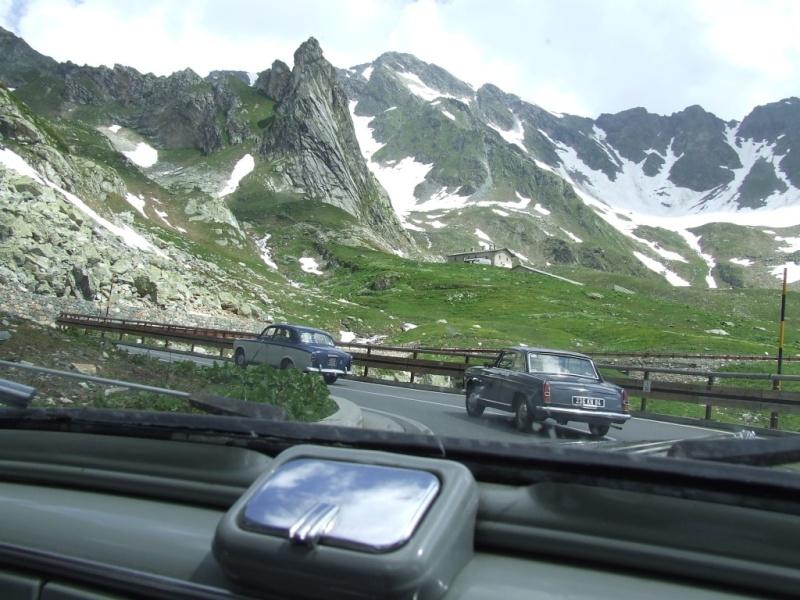 Balade 203, 403 et 404 au col du Grand Saint Bernard St_ber22