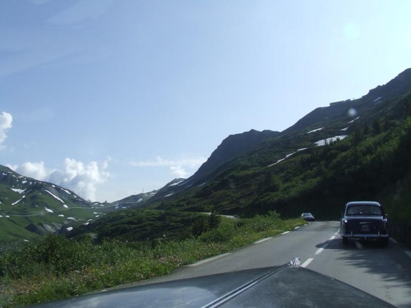 Balade 203, 403 et 404 au col du Grand Saint Bernard St_ber29