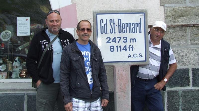Balade 203, 403 et 404 au col du Grand Saint Bernard St_ber43