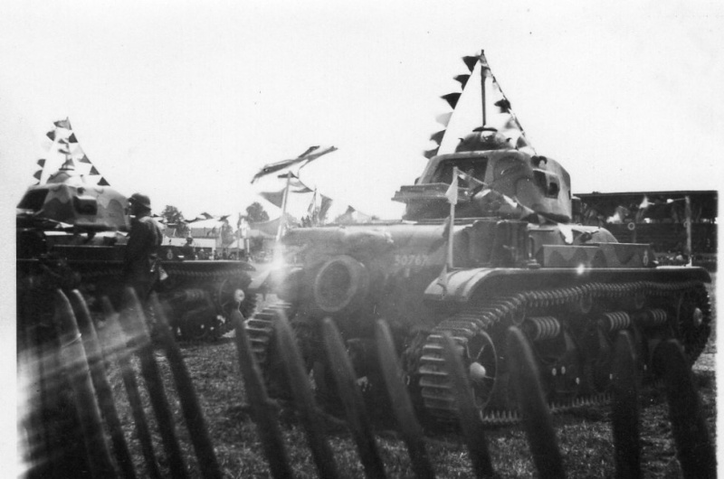 Photos de la fête du 512e RCC le 11 juin 1939 1939-110