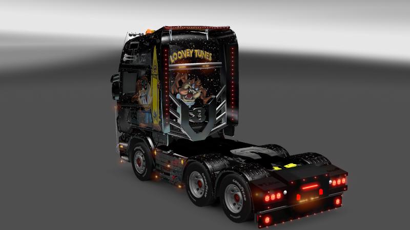 SKIN : Scania Taz Ets2_015