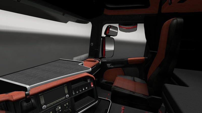 Intérieurs Scania  Intari12