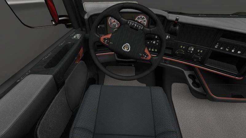 Intérieurs Scania  Intari15