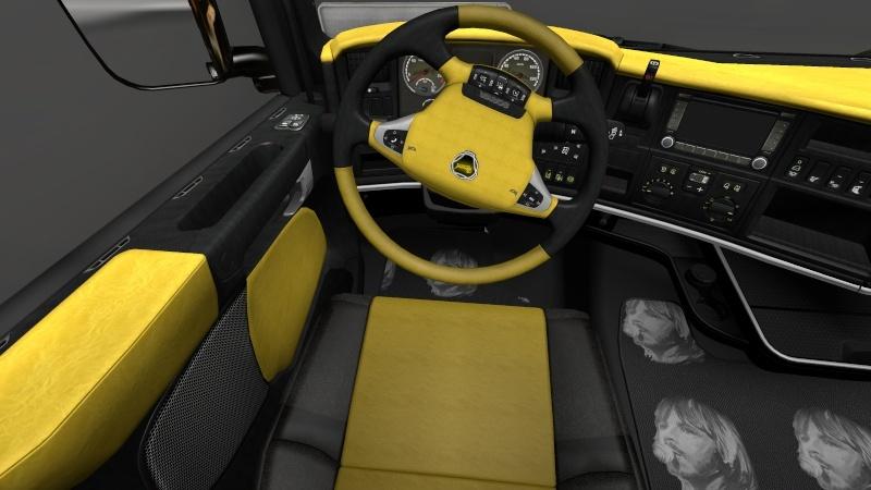 Intérieurs Scania  Intari19