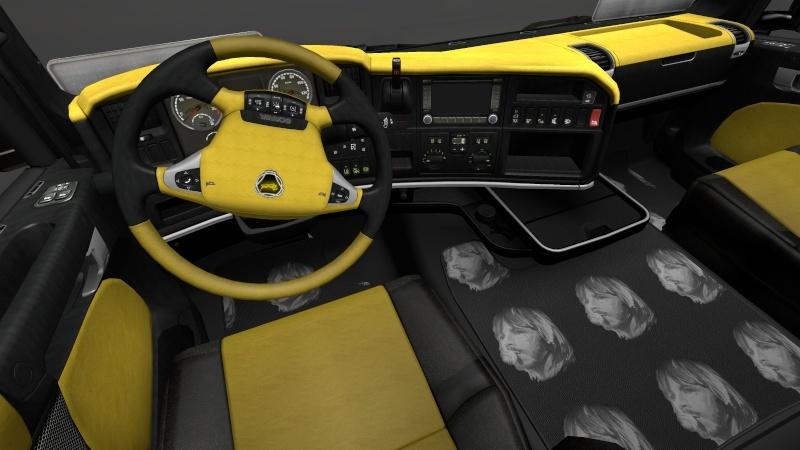 Intérieurs Scania  Intari20