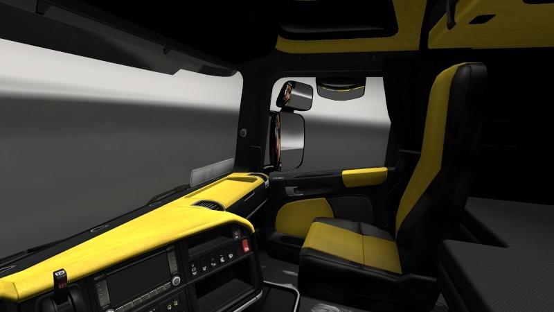 Intérieurs Scania  Intari21