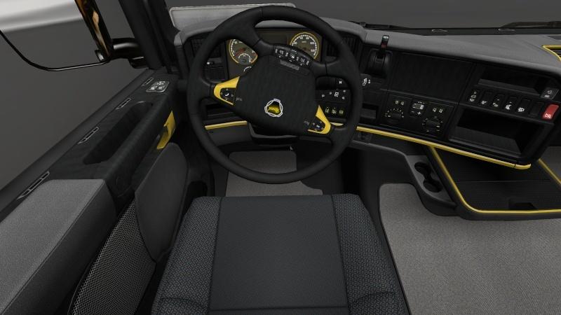 Intérieurs Scania  Intari22