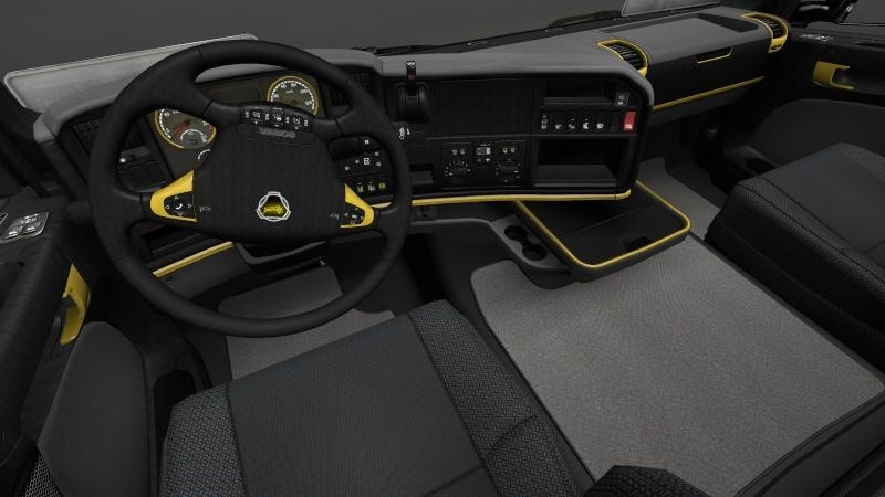 Intérieurs Scania  Intari23