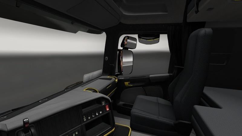 Intérieurs Scania  Intari25