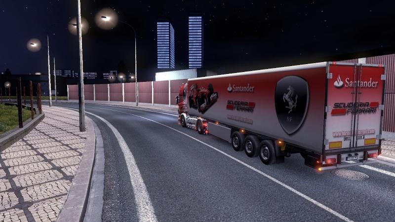 SKIN : Scania Ferrari F1 Team + Remorque Pack_f11