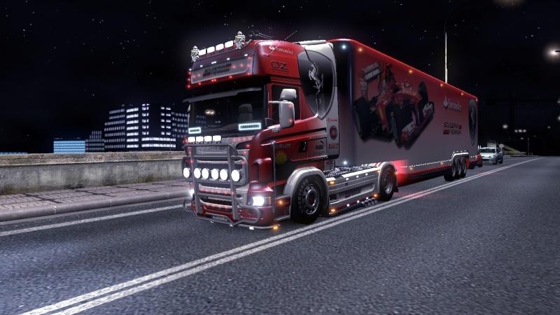SKIN : Scania Ferrari F1 Team + Remorque Pack_f15