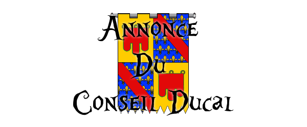 Annonces officielles du Conseil Ducal du Bourbonnais-Auvergne - Page 27 Decoru10