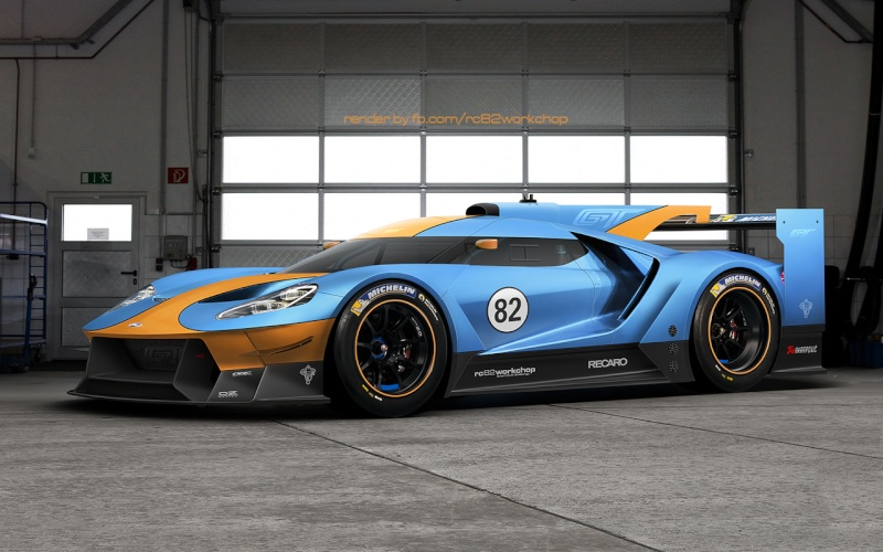 2016 - [Ford] GT  - Page 2 Ford_g10