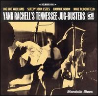 Yank Rachell Tennessee Jug-Busters : Mandolin Blues (1963) 00010
