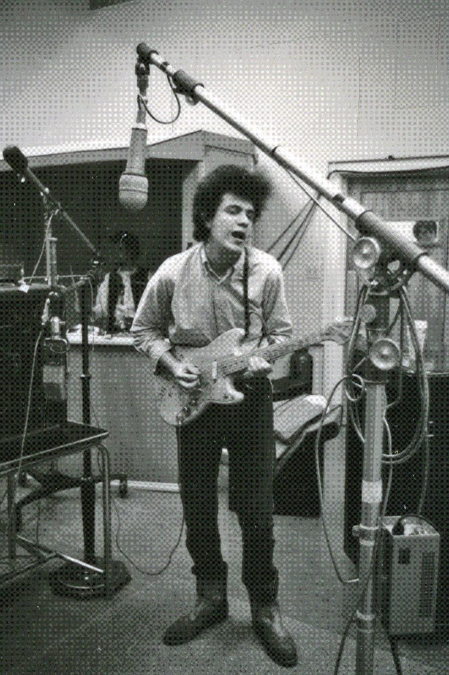 Michael Bloomfield : I'm Cutting Out (2001) 64-12-11