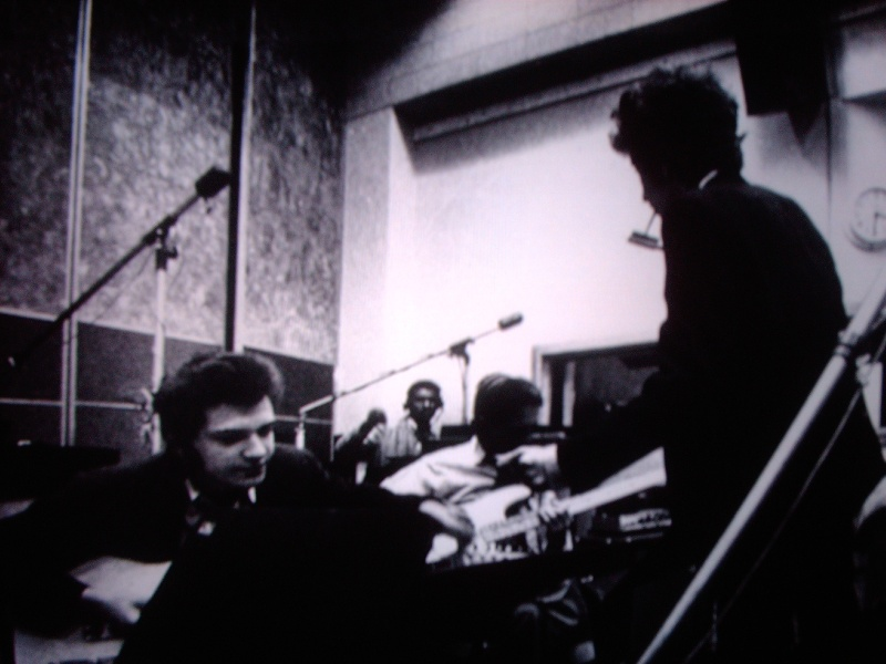Mike Bloomfield & Bob Dylan 65-06-10