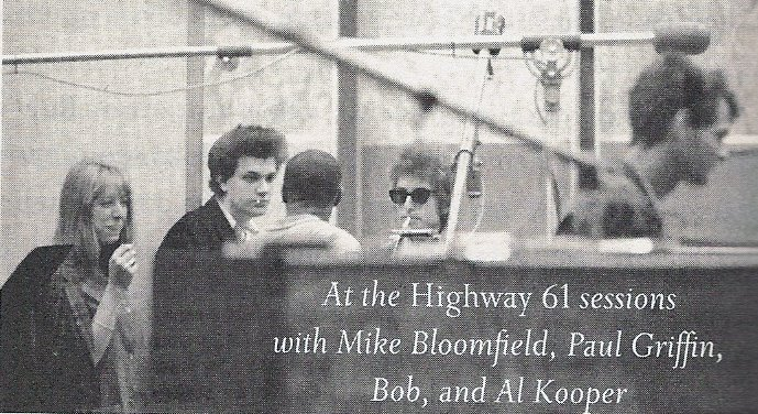 Mike Bloomfield & Bob Dylan 65-06-12