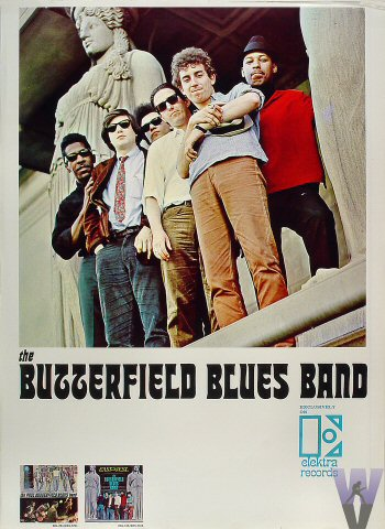 The Butterfield Blues Band : East-West (1966) 65-66_10