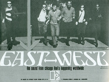 The Butterfield Blues Band : East-West (1966) 66_eas10