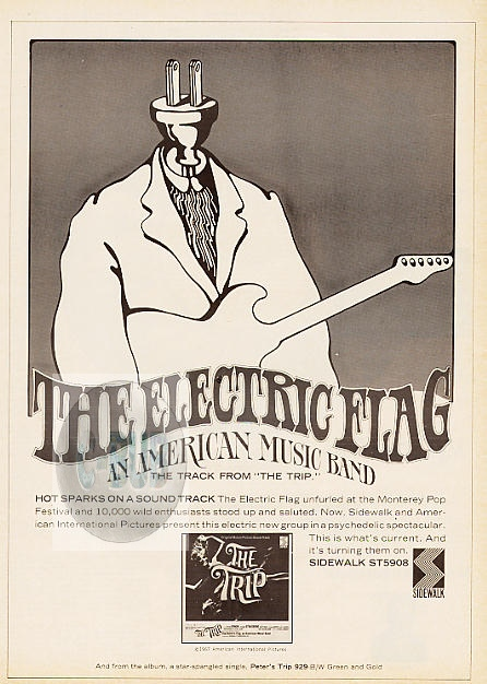 The Electric Flag : The Trip (1967) 67_the10