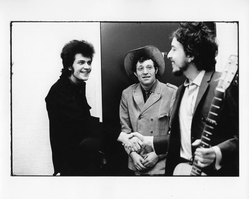 Mike Bloomfield & Bob Dylan 68-01-10