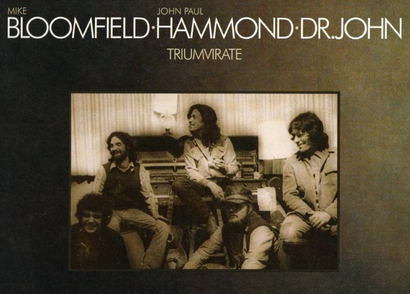 Bloomfield Hammond Dr. John : Triumvirate (1973) 73_tri12