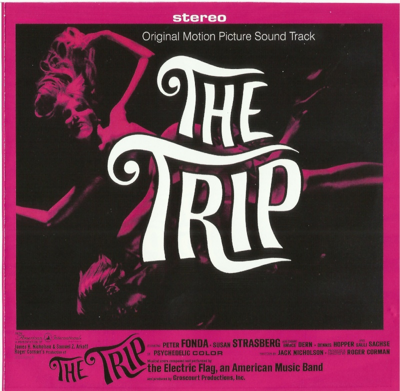 The Electric Flag : The Trip (1967) Front_10
