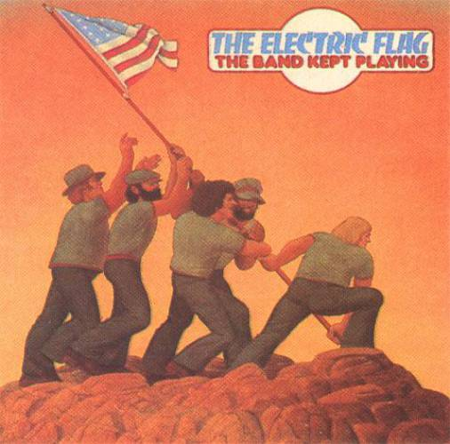 The Electric Flag : The Band Kept Playing (1974) Fthe_b11