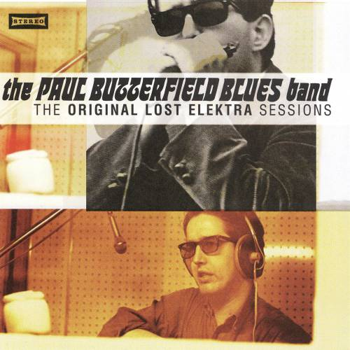 The Paul Butterfield Blues Band : The Original Lost Elektra Sessions (1995) Fthe_o10