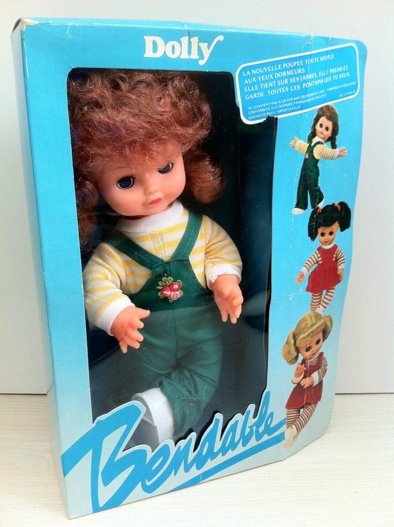 """Besoin de vos lumières ! Est ce bien une """"bendable"""" appelée  Dolly ? Dolly10"""