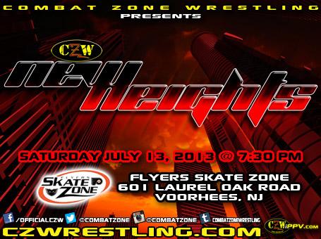 [Vidéo] CZW New Heights '13 du 13/07/13 Czw07110