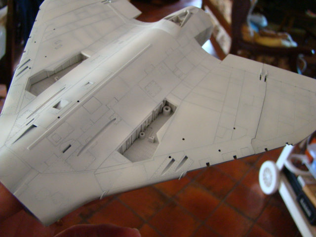 DOUGLAS F4D-1 Skyray, Tamiya 1/48. Dsc05323