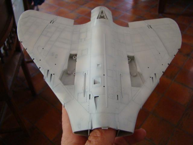 DOUGLAS F4D-1 Skyray, Tamiya 1/48. Dsc05325