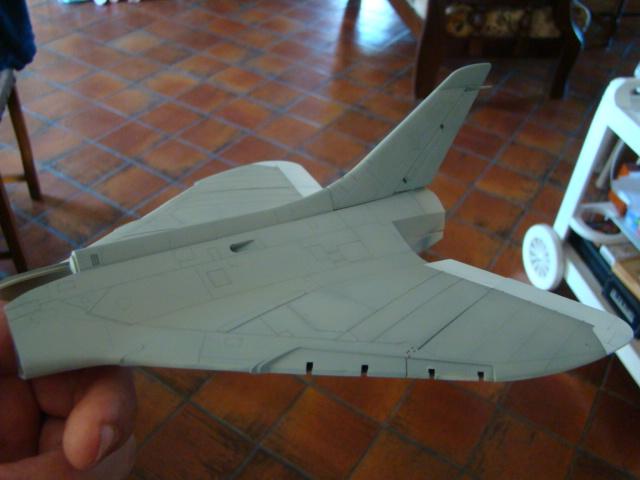 DOUGLAS F4D-1 Skyray, Tamiya 1/48. Dsc05326