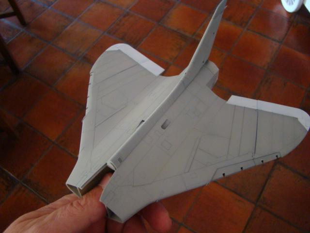 DOUGLAS F4D-1 Skyray, Tamiya 1/48. Dsc05328